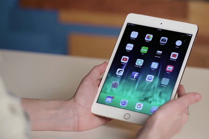 Smallest iPad: Apple unveils new 7.9inch iPad mini which costs ...
