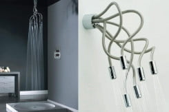 Vado Sculpture shower head