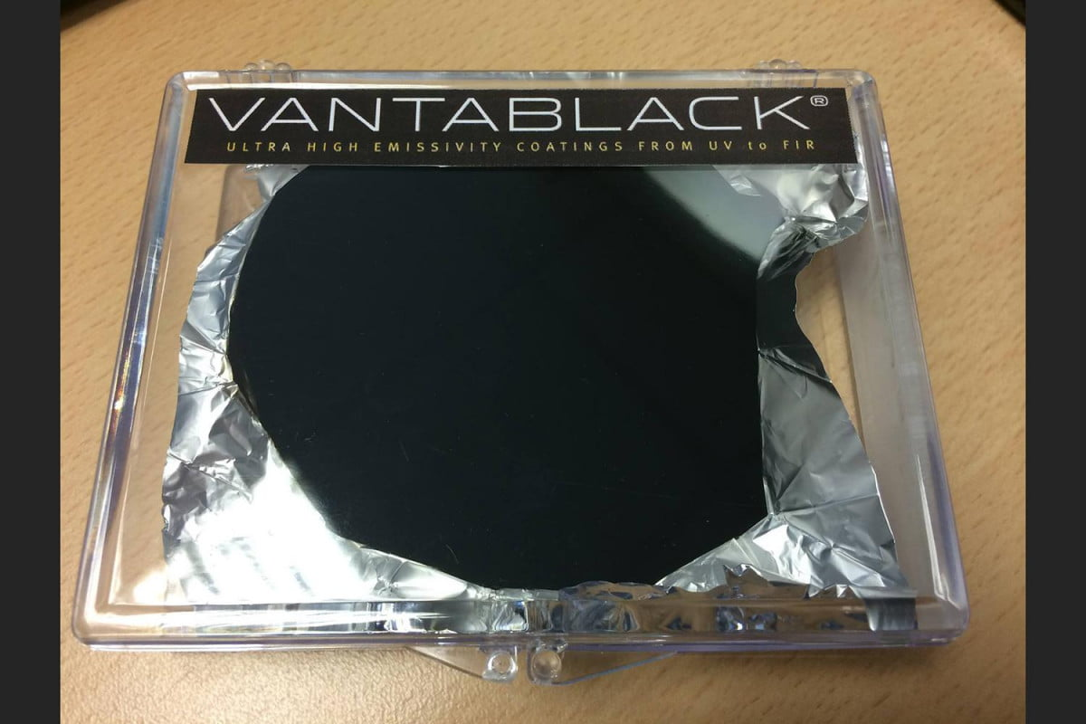 scientists just created worlds darkest material heres thats significant vantablack