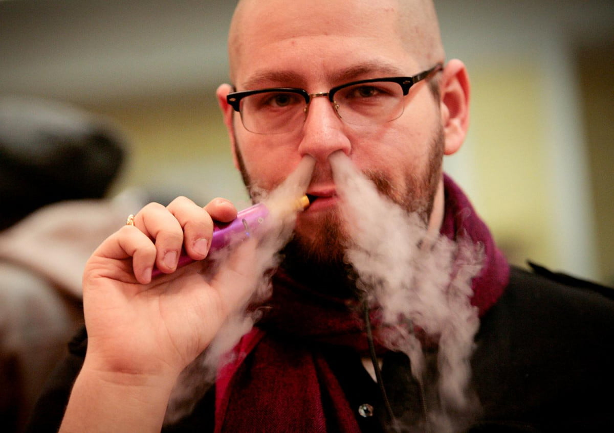 inside the world of vapers subculture that might save smokers lives vapefest  e cigarette