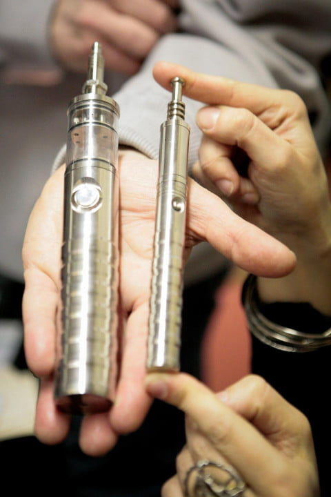inside the world of vapers subculture that might save smokers lives vapefest  tanks