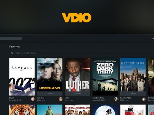 rdio pulls plug vdio movie service