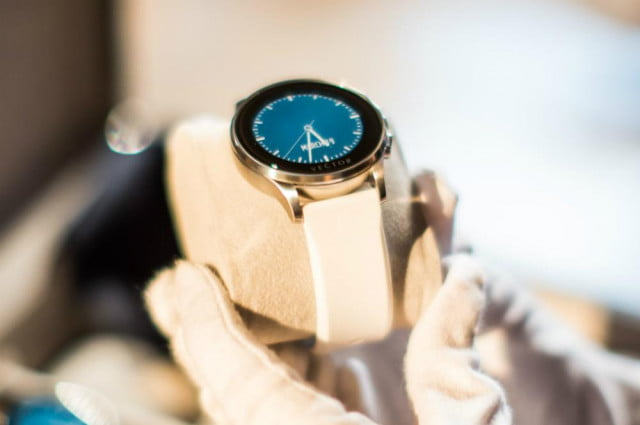 Vector Watch Gold