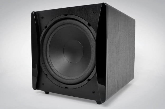 velodyne impact 12 subwoofer angle subwoofer grill off
