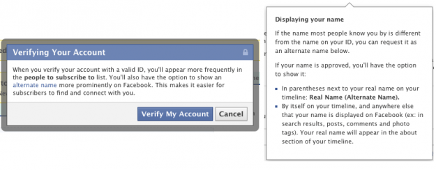 verifying accounts