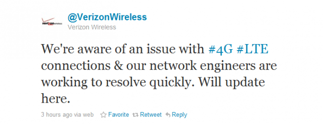 verizon-4g down