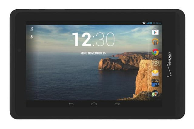 verizons ellipsis  android tablet announced verizon front