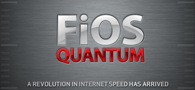 Verizon's 300Mbps Quantum FiOS Internet plan costs 0 per month