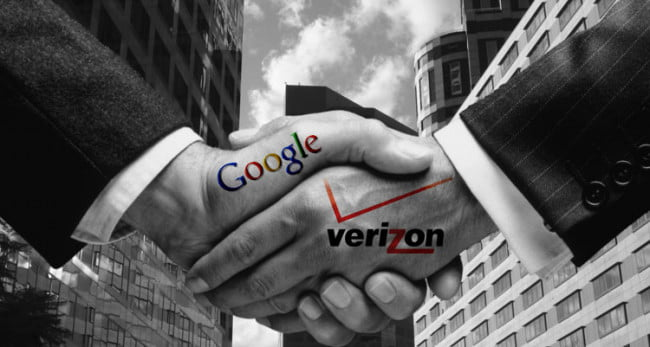 Verizon Google Agreement