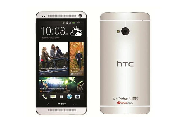 htc one verizon august