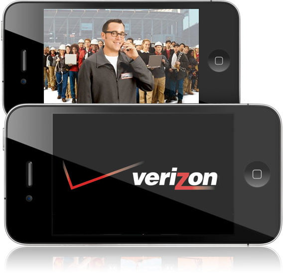 iPhone on Verizon