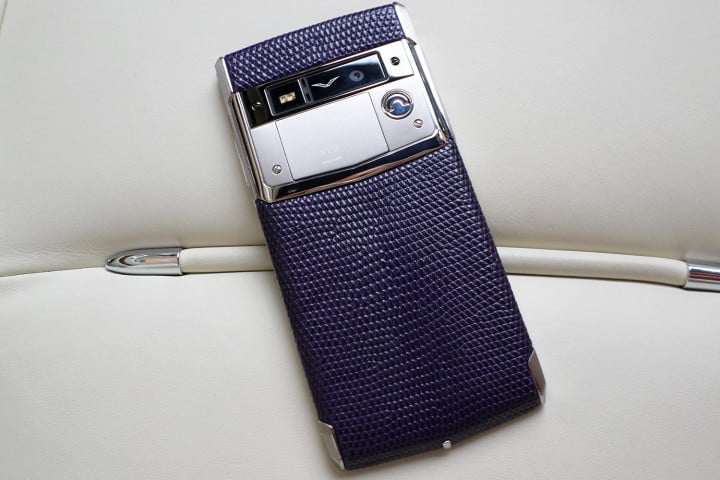 vertu signature touch review back full