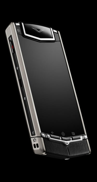 inside the vertu factory ti angle