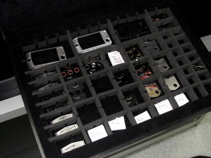 inside the vertu factory tour phone components