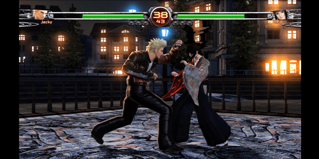 Virtua Fighter 5 Final Showdown.
