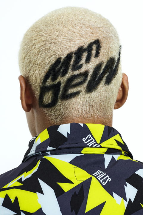 mountain dew wearables vfiles news camo out collection