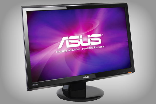 asus vh  h inch monitor