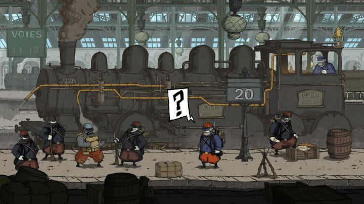 valiant hearts the great war review screenshot