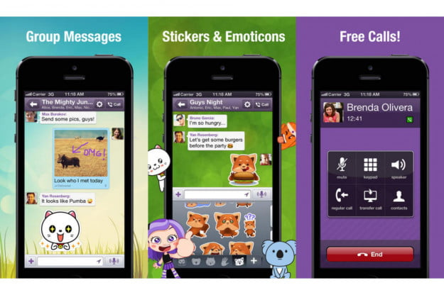 Viber Best iPhone Apps