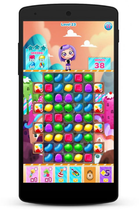 viber social games added to messaging platform candy mania