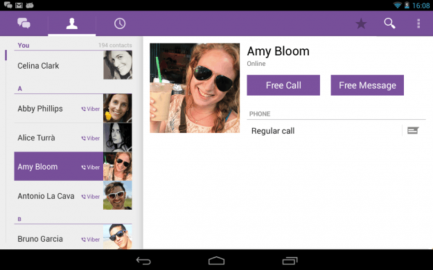 Viber_Android_tablet_app_screenshot