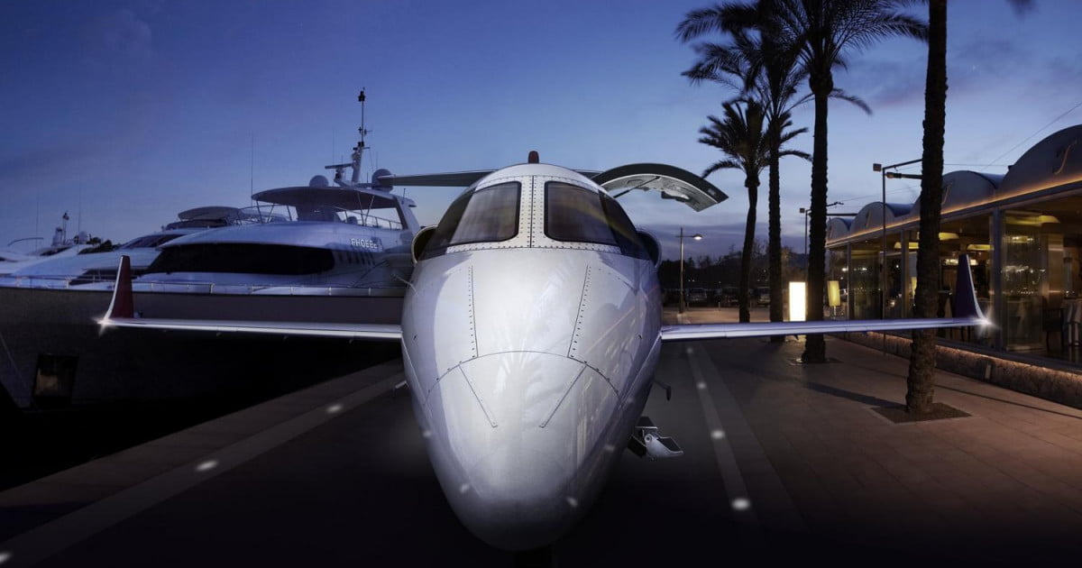 Victor Enters US With OnDemand Private Jet Charters