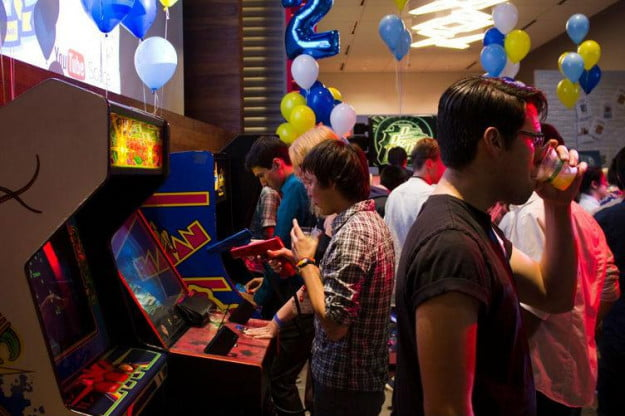 Video Game HS party