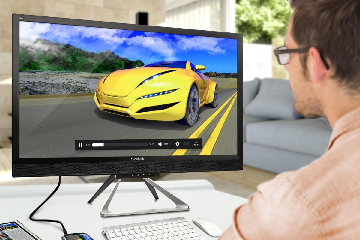 upgrade your desktop to  k for just or less viewsonic vx ml