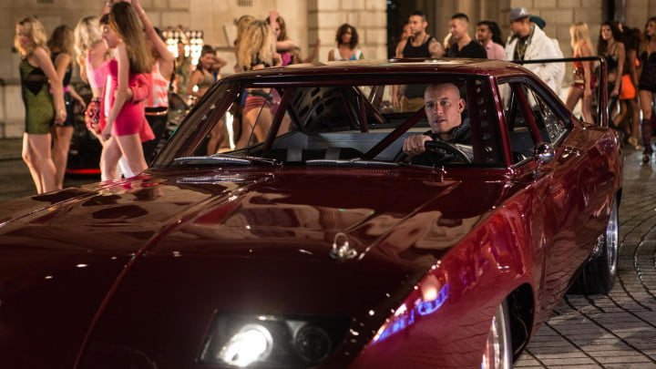 fast and furious  review vin diesel in