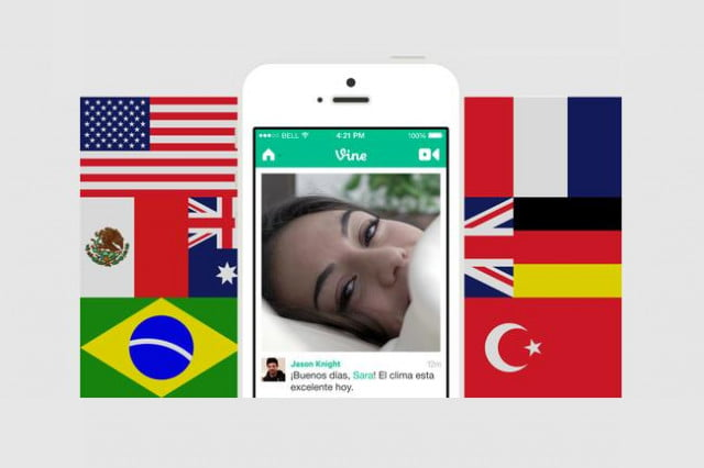vine languages support