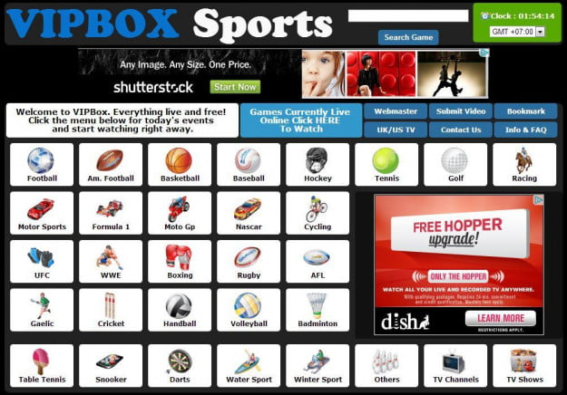 vipbox sport sports nba playoffs