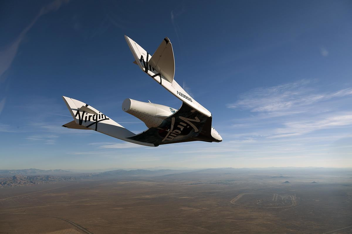virgin galactic test flights will start year spaceshiptwo