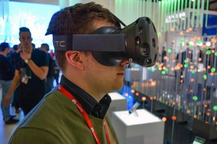 Could Android one day power the HTC Vive?