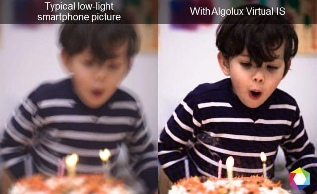 Canadian startup Algolux has devised a way to remove blur from smartphone pictures.