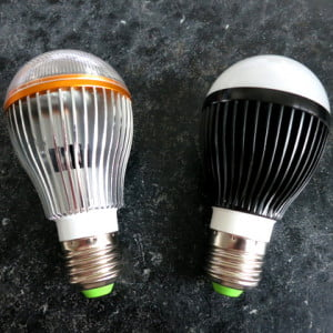 Visualight wifi light bulb