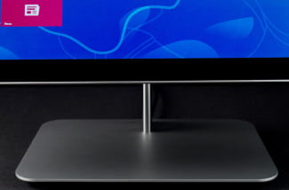 Vizio All in One Touch 24 review base