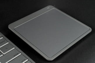 Vizio All in One Touch 24 review trackpad