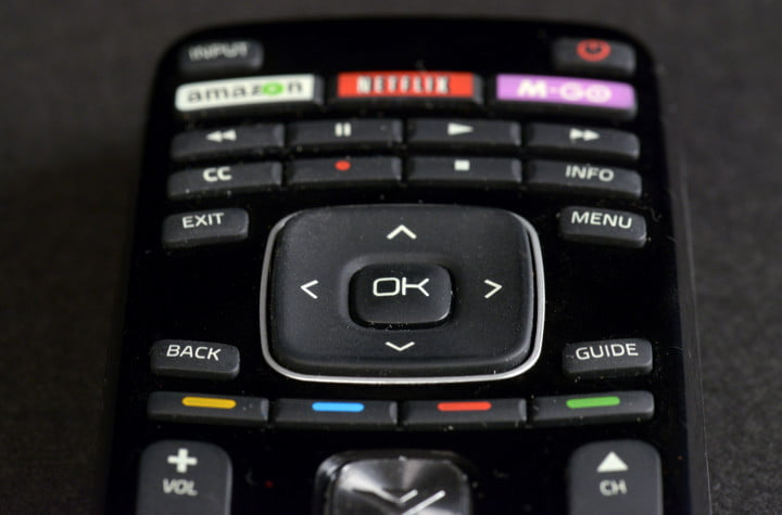 vizio e  i a review remote macro