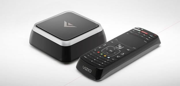 vizio google tv set top box