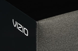 Vizio SB4021M A1 40 2.1 review subwoofer logo