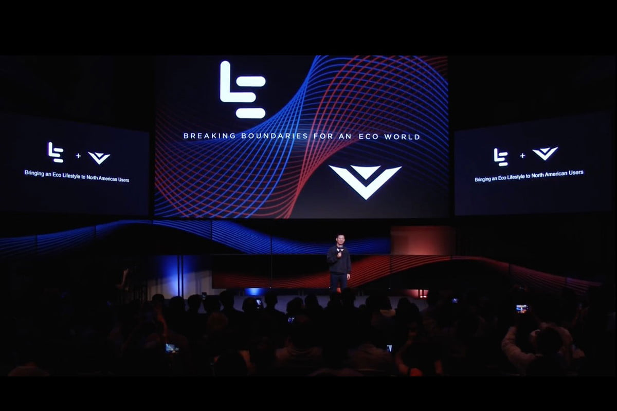vizio acquired by leeco for  billion dollars sells to