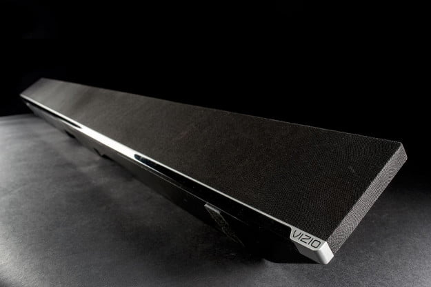 Vizio soundbar bar full