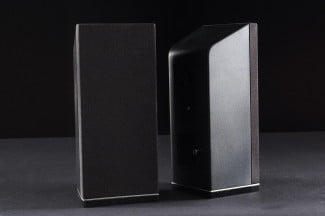 Vizio soundbar towers angle