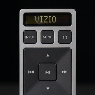 Vizio SB4251W B4 remote display controls