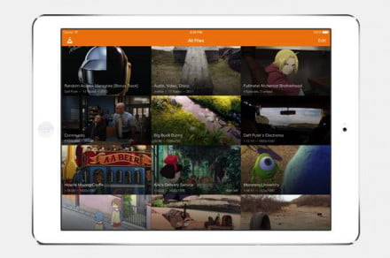 vlc player on ipad
