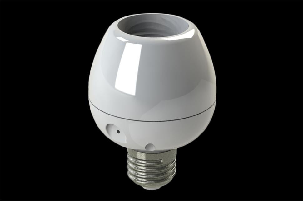 vocca is the voice activated light socket that makes your clapper look prehistoric