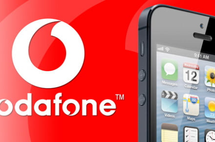 vodafone iphone red hot plan