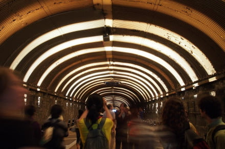 Voice Tunnel NYC