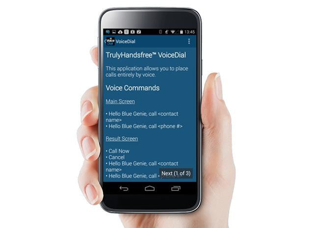 voicedial app adds hands free voice dialing to android devices no cloud required