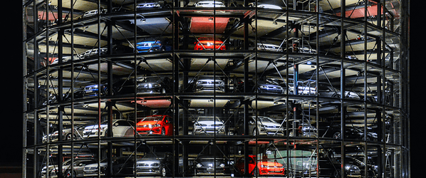 Visiting Volkswagen's breath-taking car towers should be on your bucket list